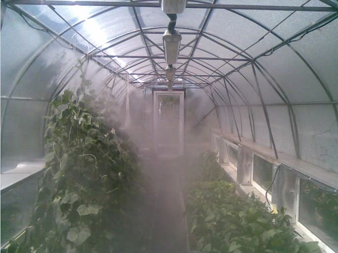 Промышленные системы туманообразования